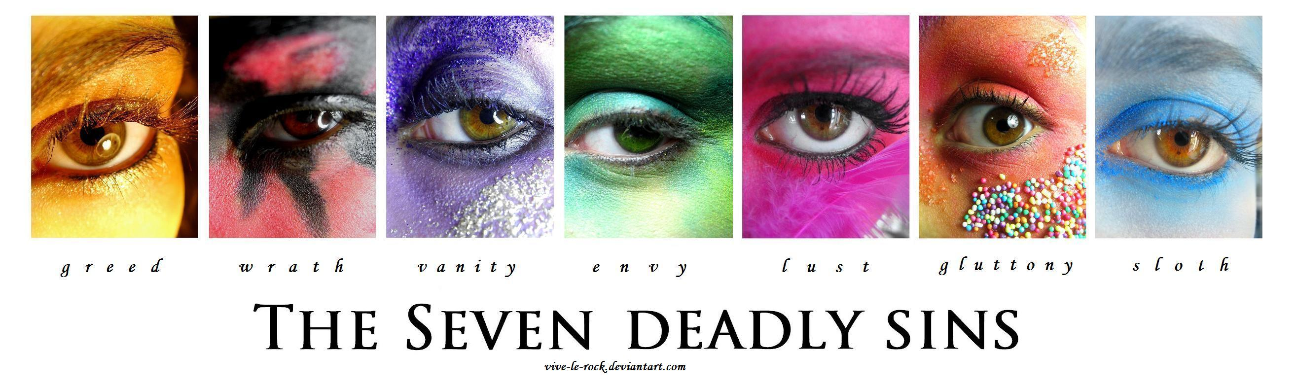the seven deadly social sins In 2007 as i was leaving my job running a children's advocacy organization to become the founding executive director of a new foundation, darren walker presented me with the seven deadly.